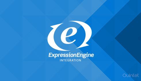 Expression Engine Integration